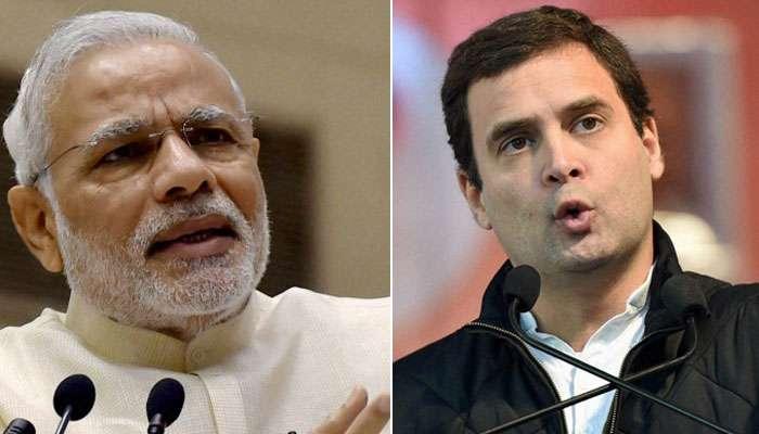 Modi challenges Rahul Gandhi to speak without reading script