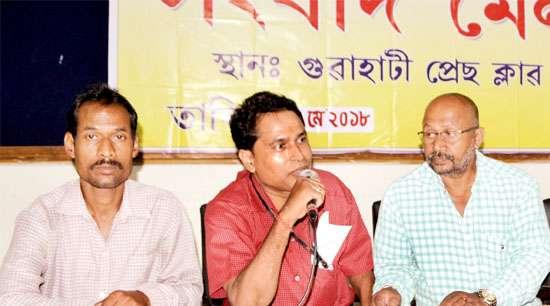 Fill up backlog posts meant for us: Bikalanga Santha