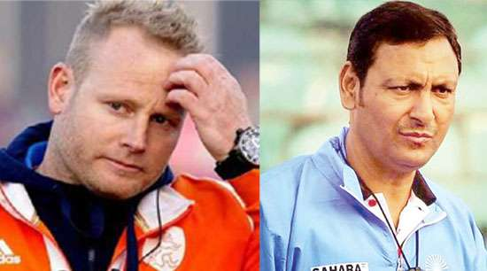 Hockey coaches Marijne, Harendra to swap places