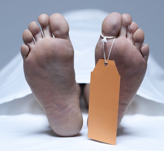 Man electrocuted  in city