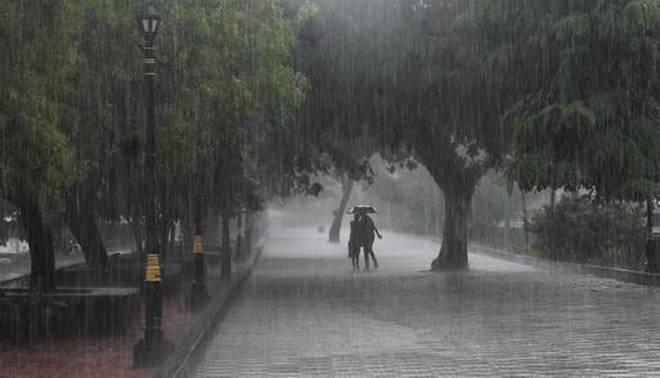 Thunderstorm and heavy rainfall warning