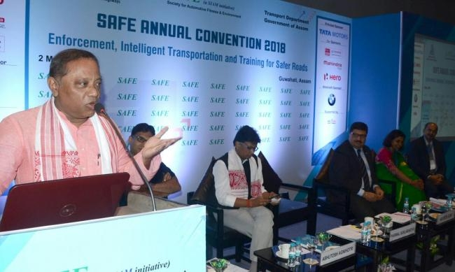 SAFE holds meet on road safety