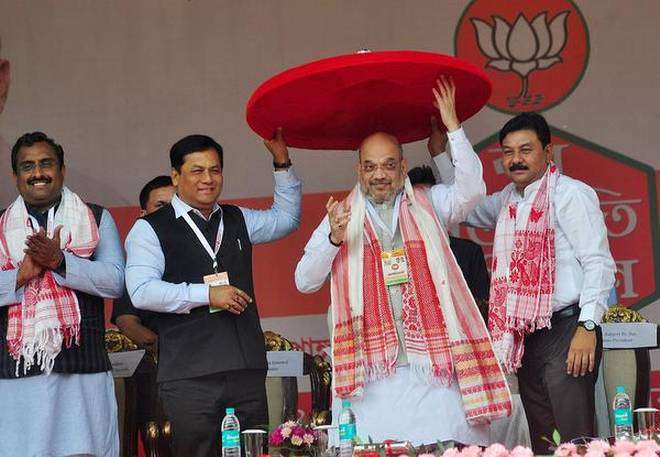 Amit Shah to address a meeting of NEDA in Guwahati