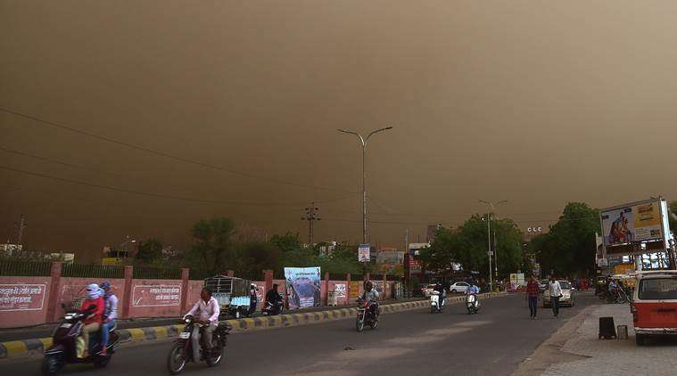 IMD warns of more stormy weather in North India