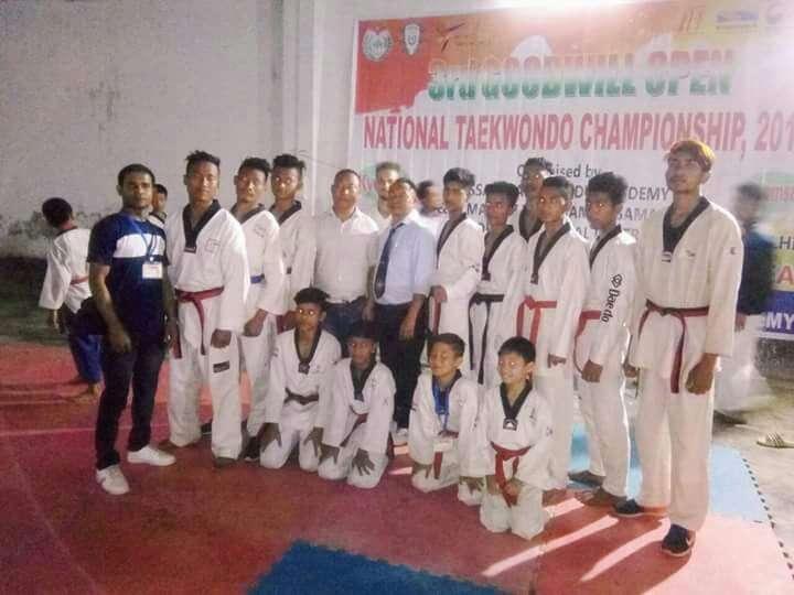 3rd Goodwill National Taekwondo Championship
