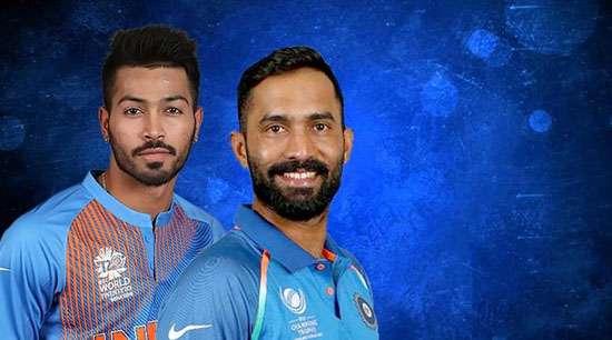 Pandya, Karthik confirmed for ICC World XI