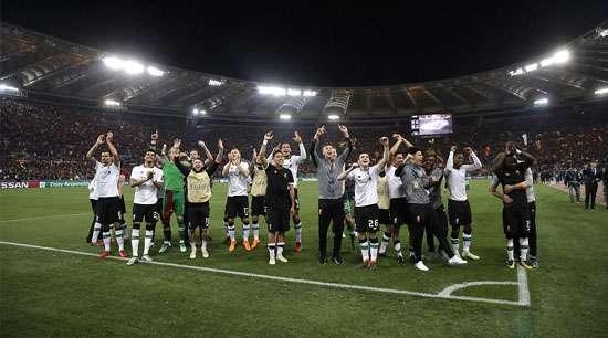 Liverpool enter Champions League final