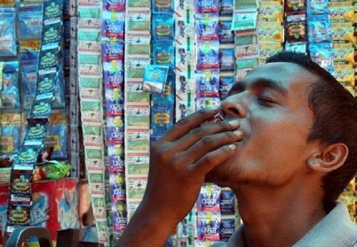 Speaker  concerned over high tobacco consumption