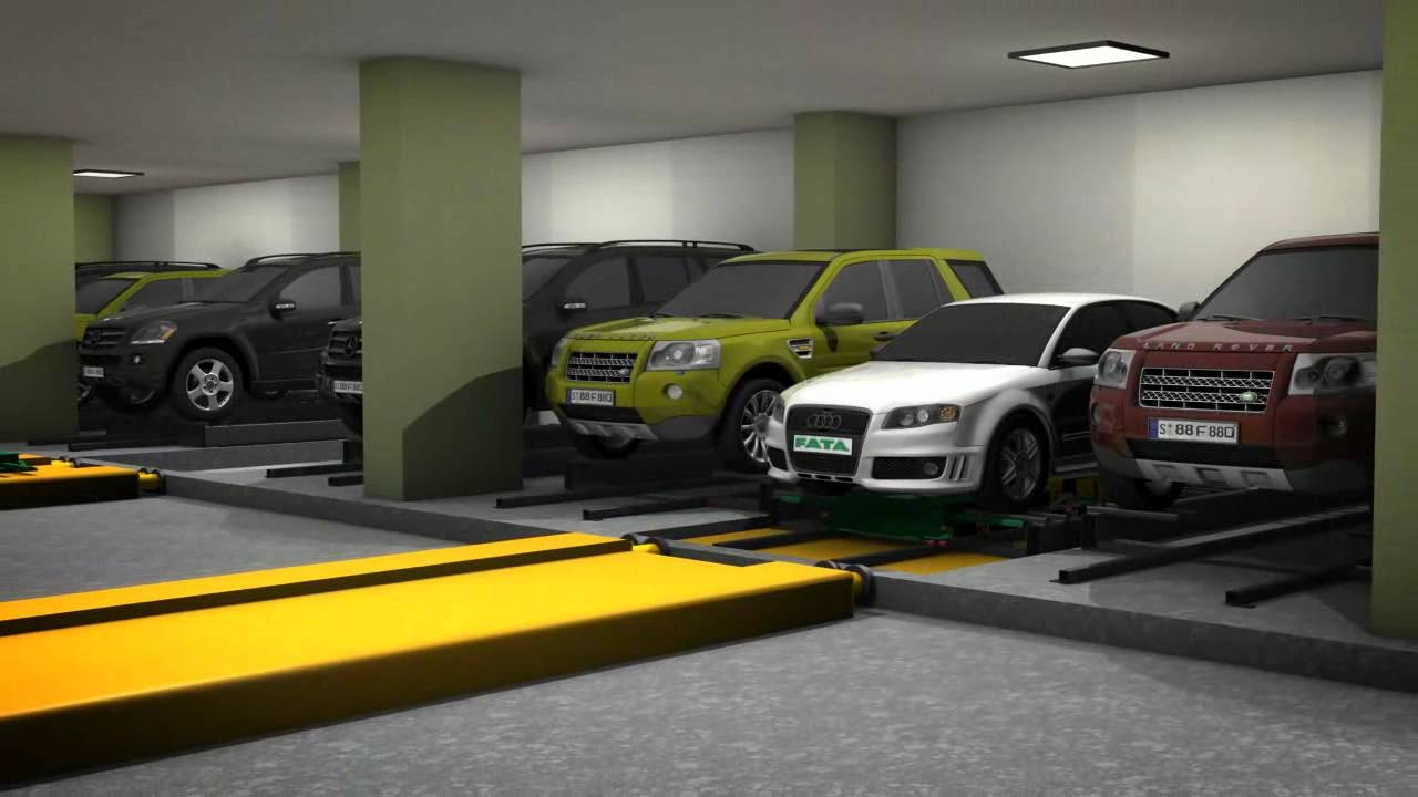 Multipurpose car parking complex inaugurated