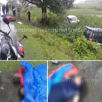 3 dies in a road accident