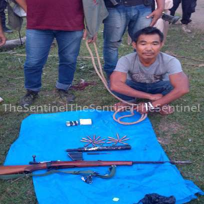 Most wanted rhino poacher arrested