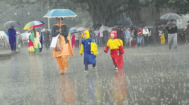 Increased rainfall in this monsoon : IMD