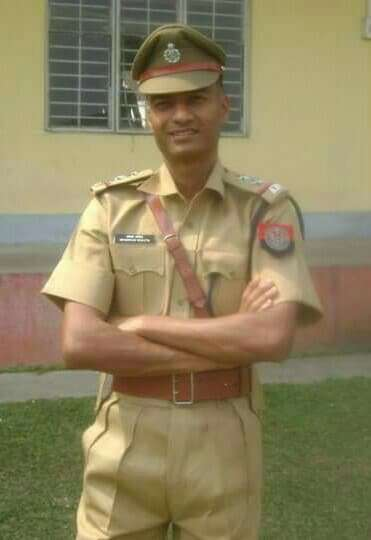 Assam Police Officer martyred in gunfire with ULFA-I