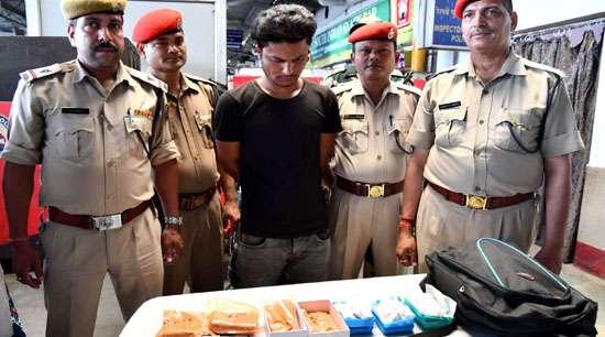 Heroin seized