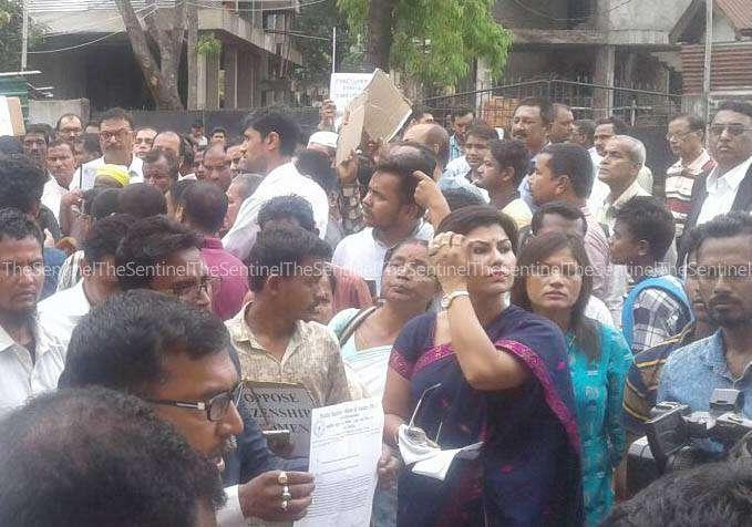 JPC held public hearing at Khanapara