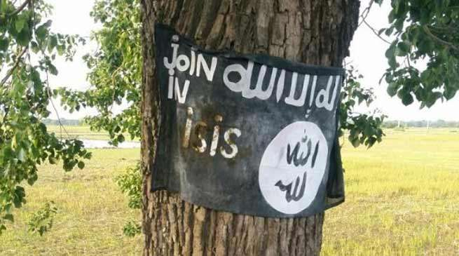Police held 6 people in Nalbari for allegedly putting up ISIS Flags