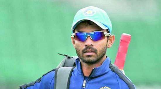 Rahane to lead India in Afghan Test