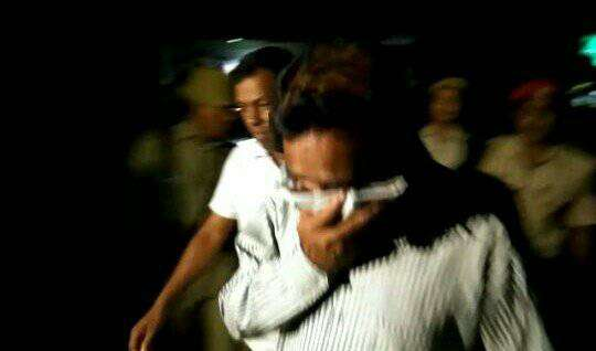 Police constable allegedly rapes a minor