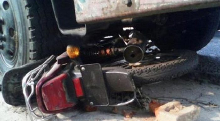 Road mishap claims two lives