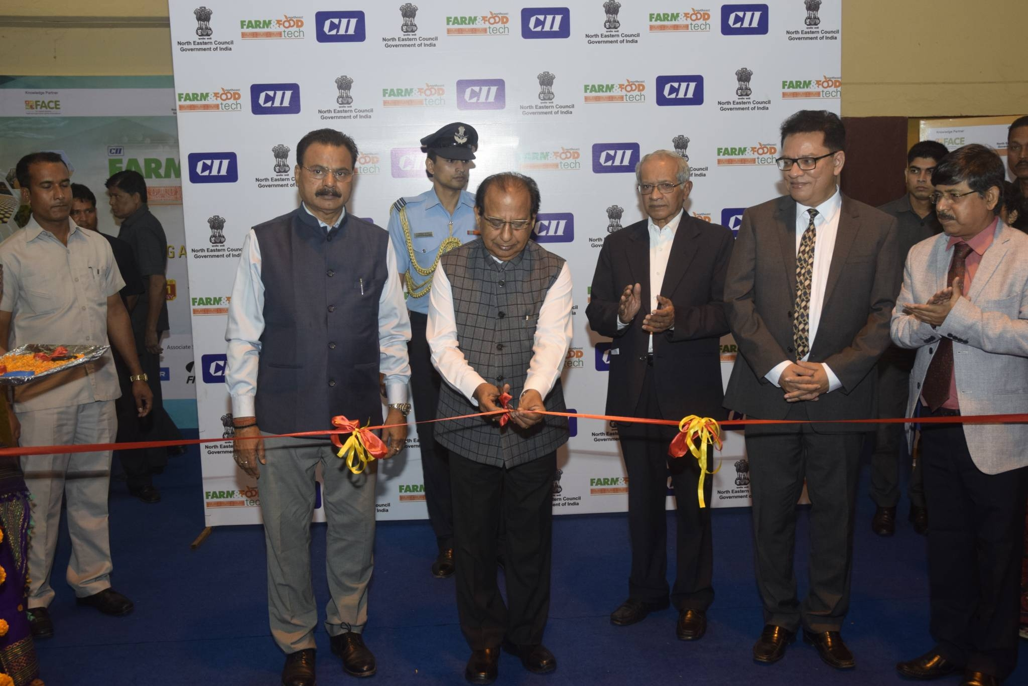 Governor opens North East Farm and Food Tech 2018