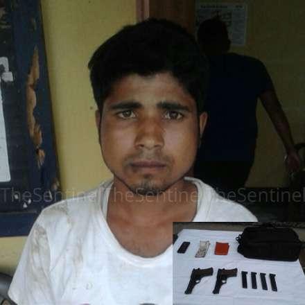Kokrajhar police and Army nab an arms supplier