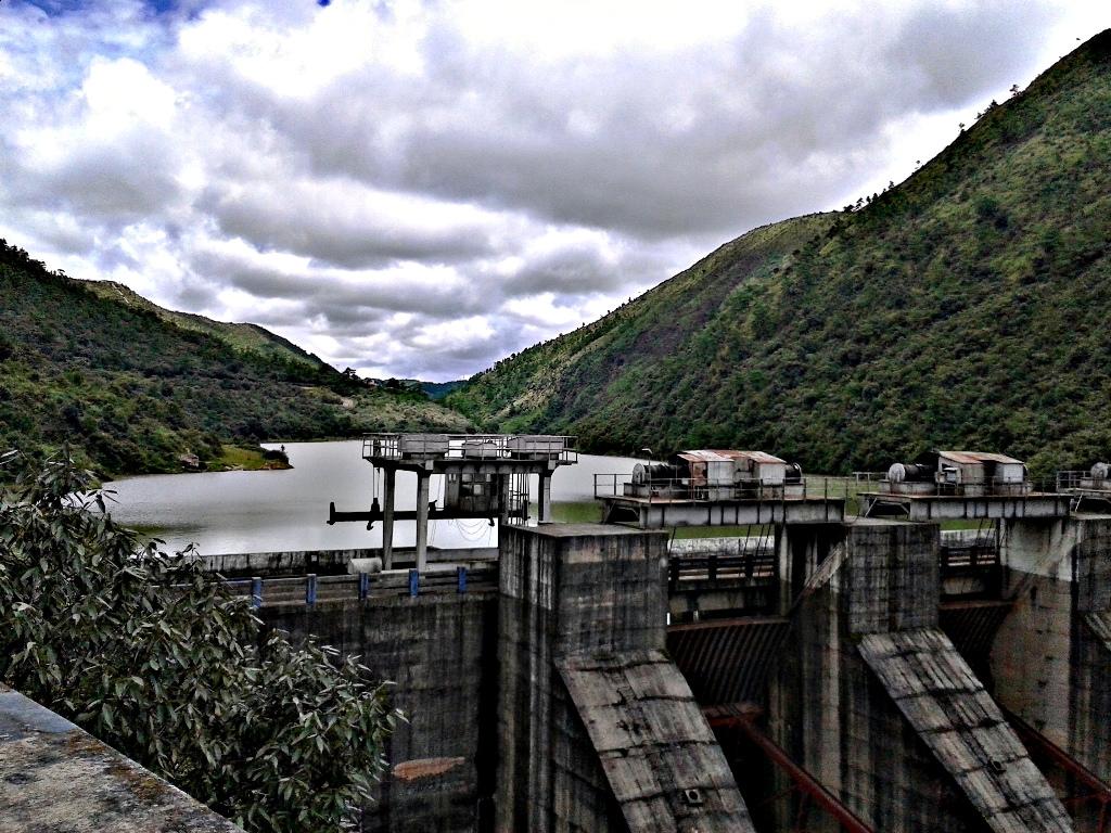 Water supply shutdown
