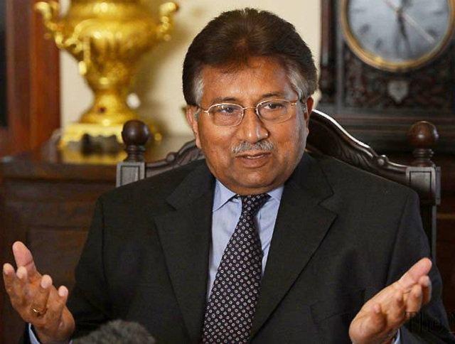Musharraf suggests an exchange