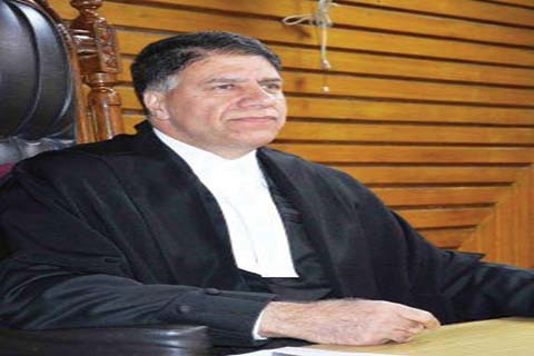 Justice Md Yaqoob Mir takes oath as new Chief Justice of Meghalaya HC
