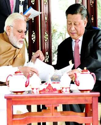 Modi, Xi to avert another Doklam