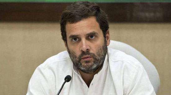 Rahul tears into Modi at Jan Akrosh rally, says he speaks lies