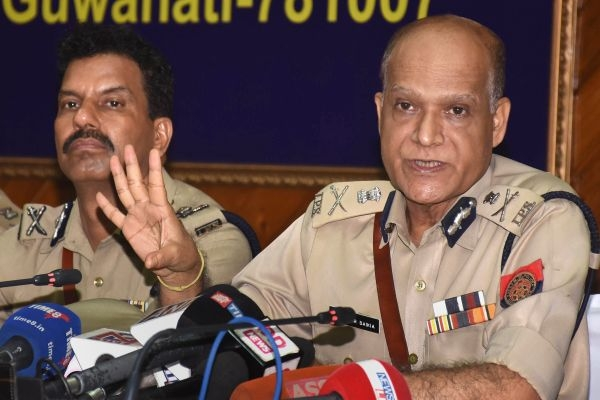 New DGP takes charge