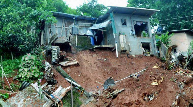 Section 144 from May 1 in Guwahati's hillocks.