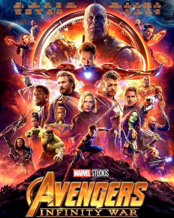Marvel's Avengers: Infinity War rakes $630 million at the worldwide Box office