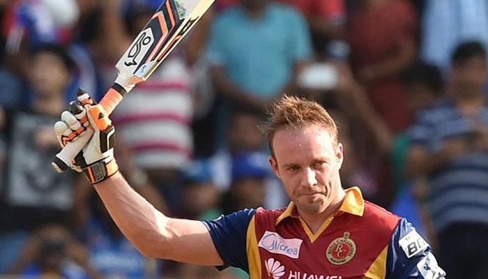 AB de Villiers Announces Retirement