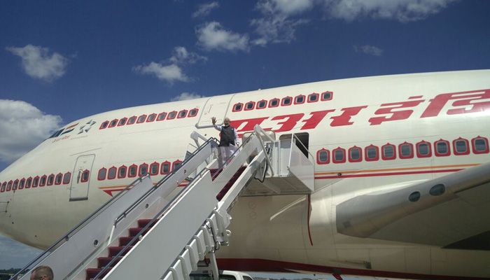 Modi on a 5-day visit to three countries