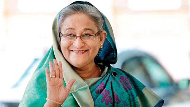 India has progressed because of its democratic tradition: Hasina