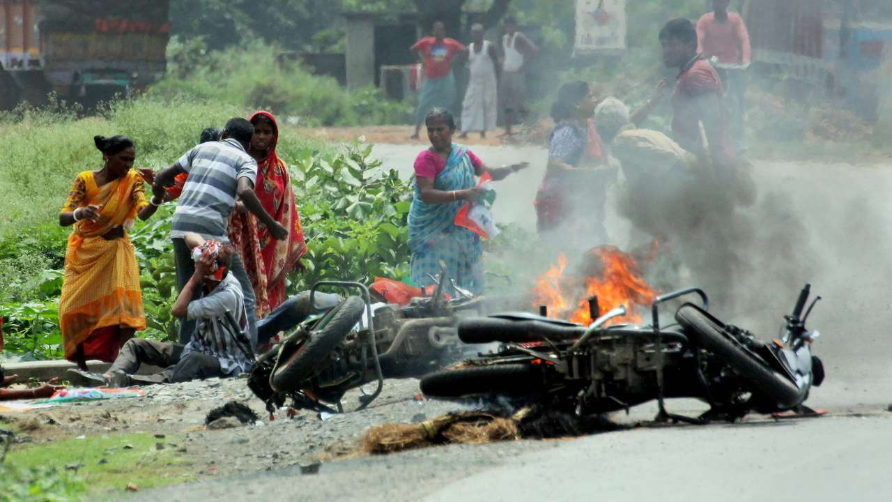 What is behind the Bengal Violence?