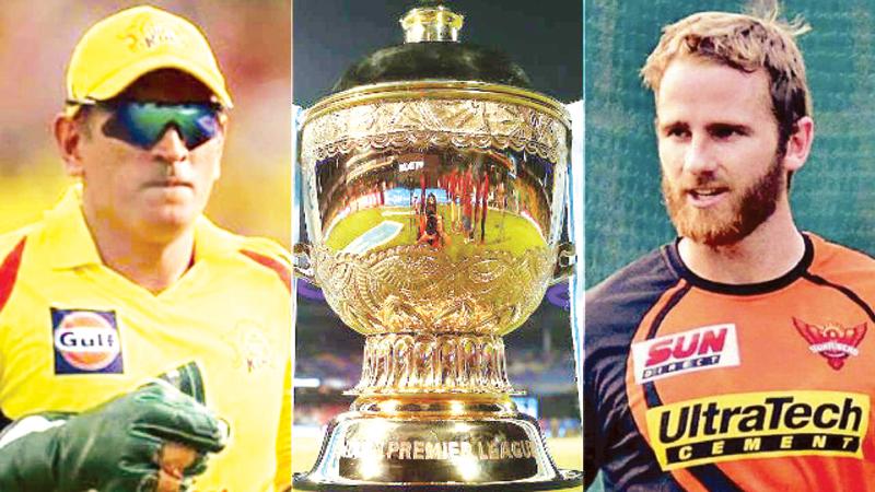 Chennai, Hyderabad face off in high-octane IPL final