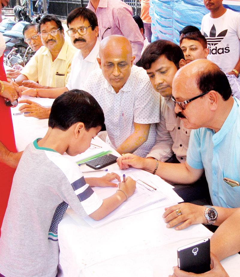 AGP on signature-campaign mode against anti-Assam move