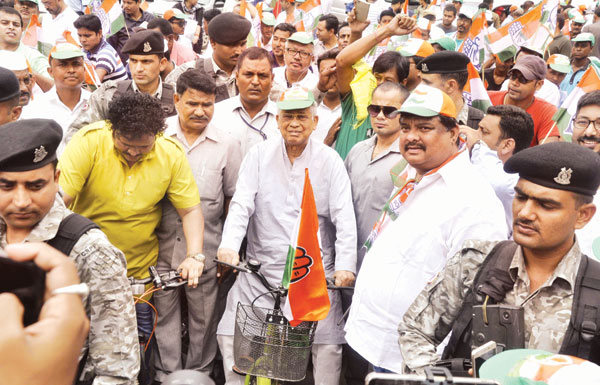 APCC observes betrayal day against price rise