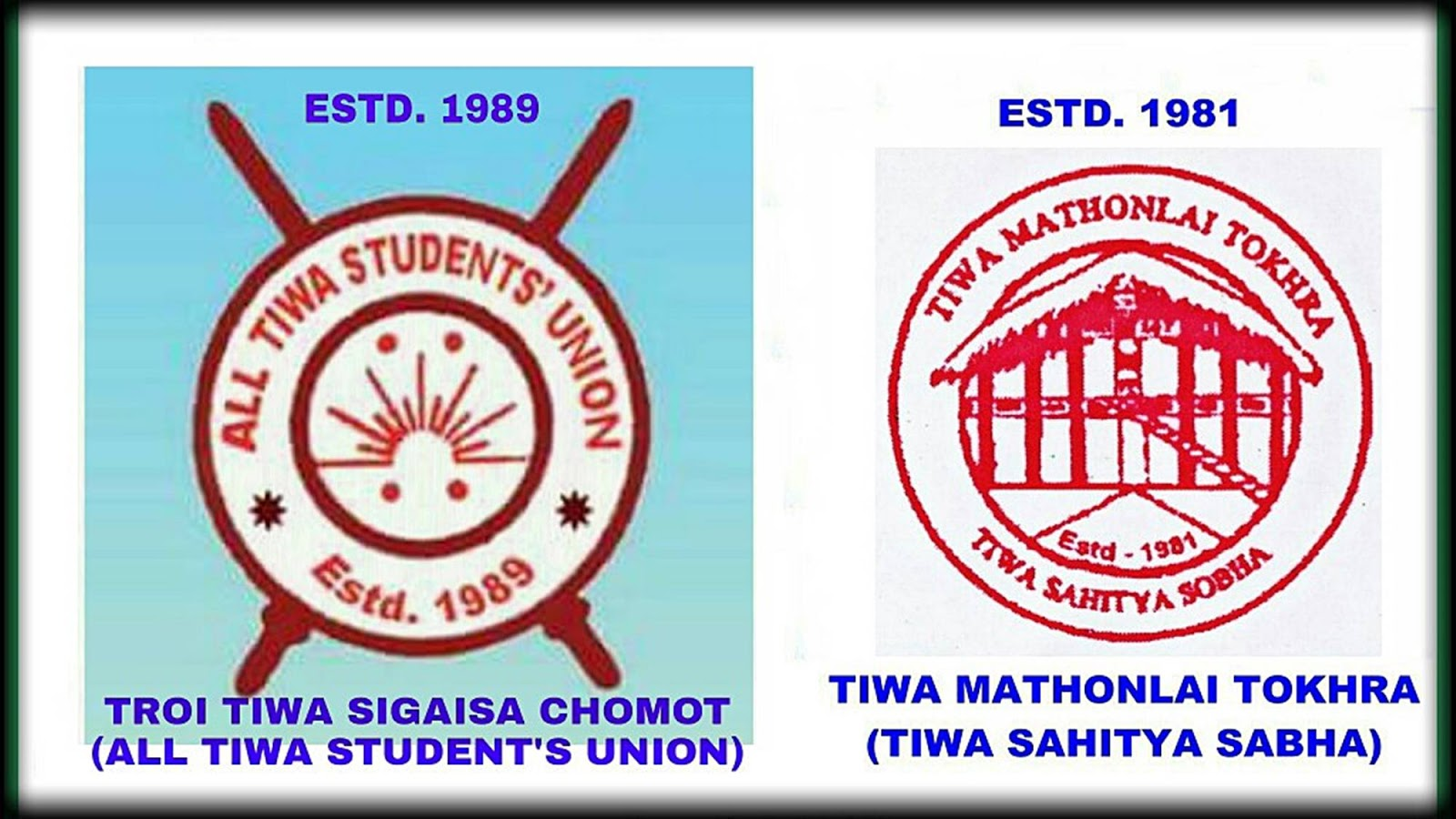Tiwa organizations stage dharna