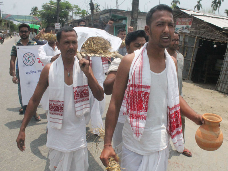 'CM cannot turn his back on responsibility of safeguarding Assam'