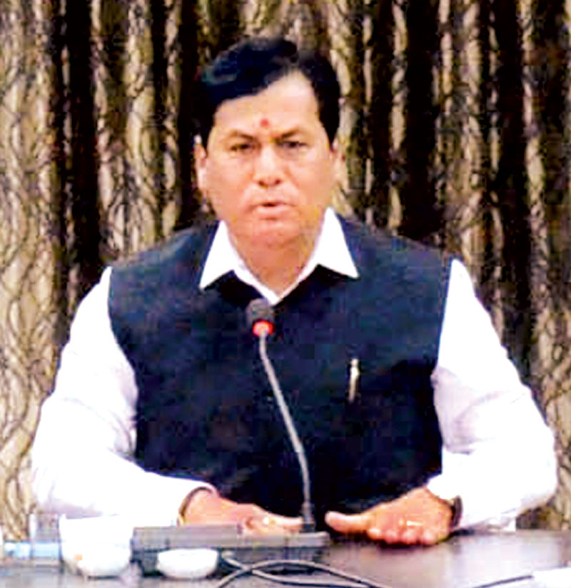 If people's interests aren't protected, what's the point to stay as CM: Sonowal