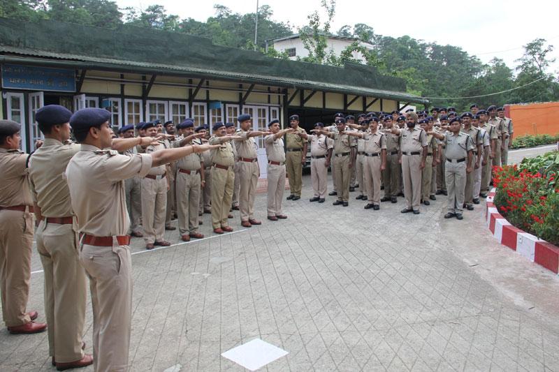 CRPF observes  Anti-terrorism Day