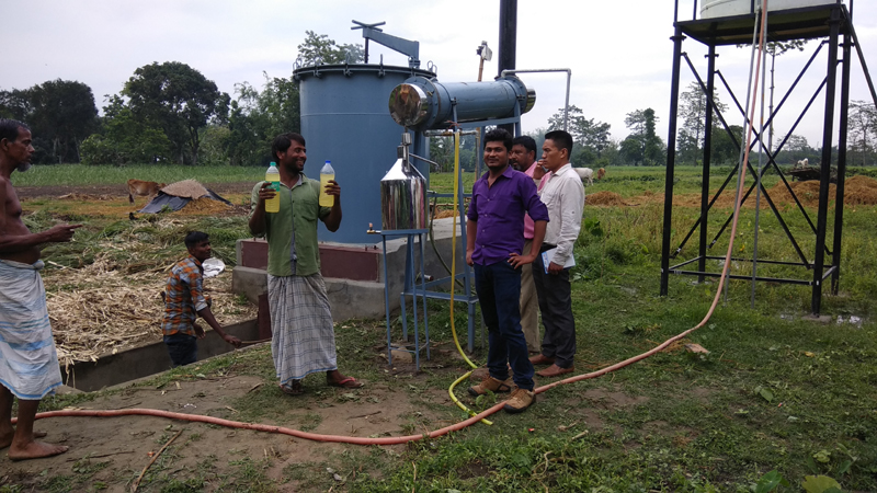 CSIR-Aroma Mission successfully launched in Sonitpur district