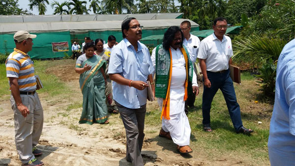 Chairperson of National Commission for ST visits Kokrajhar