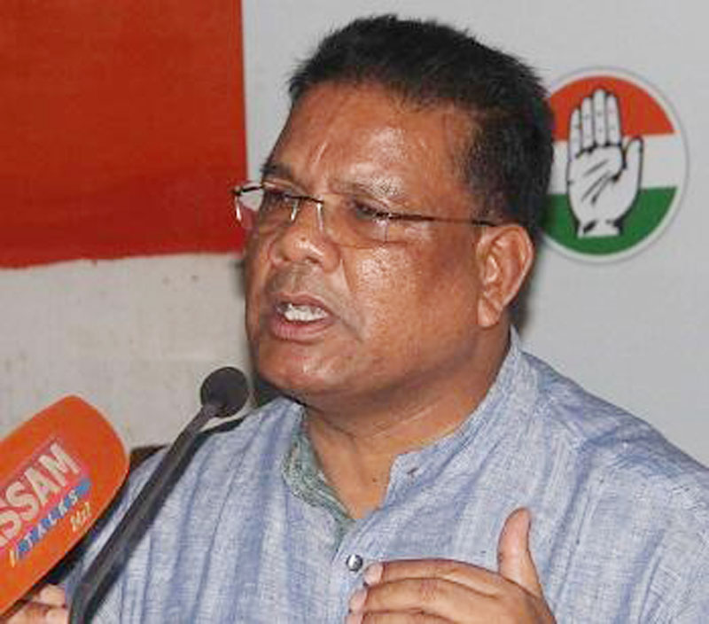 Congress to approach apex court: Ripun Borah