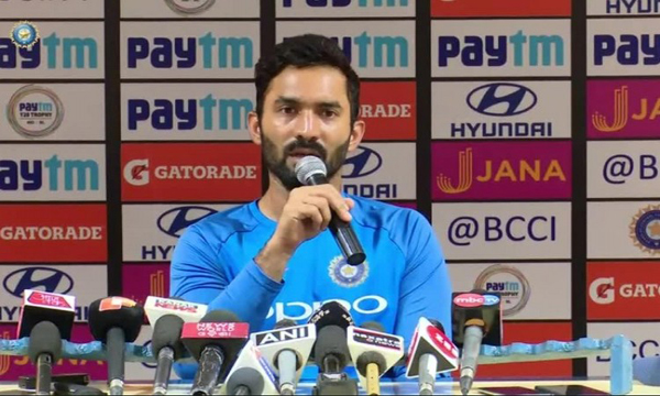 Rana's run out cost us the game, says Karthik