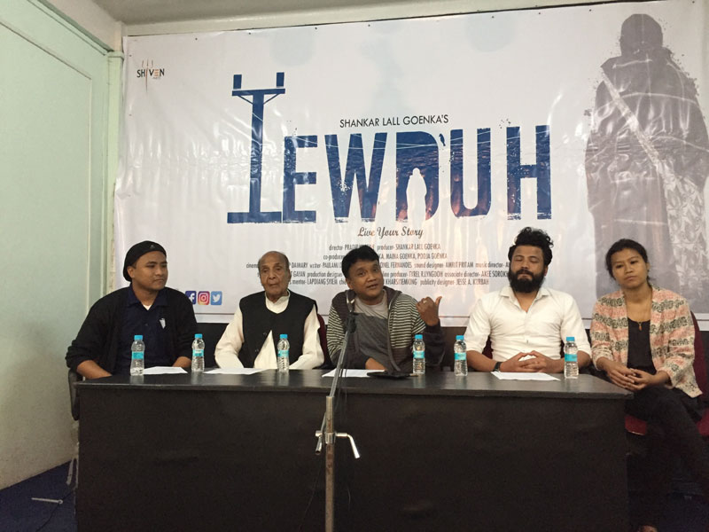 Kurbah completes shooting for Iewduh