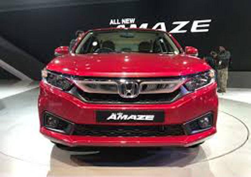 Honda Cars India launches second generation Amaze